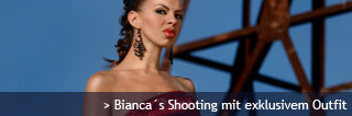 Bianca´s Shooting mit exklusivem Outfit